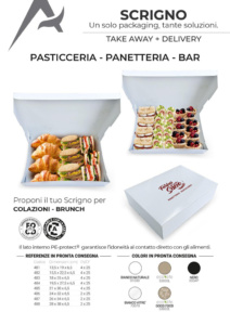 packaging Delivery & Take-away